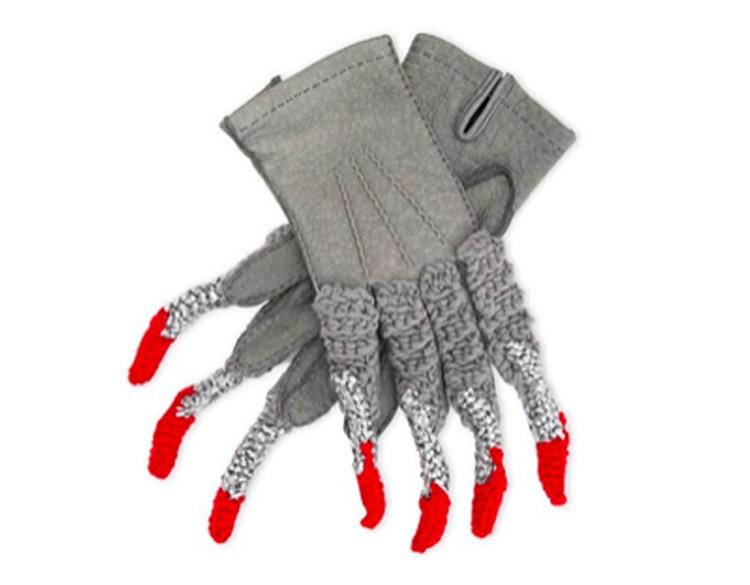 Теплые перчатки для Фредди Крюгера