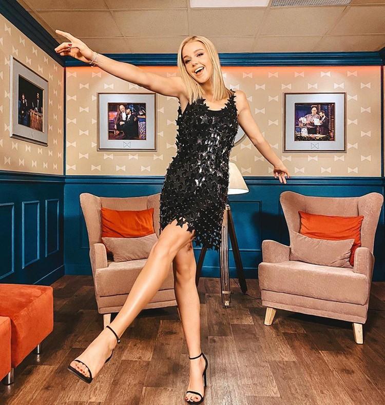 Юлианна Караулова — рок-звезда