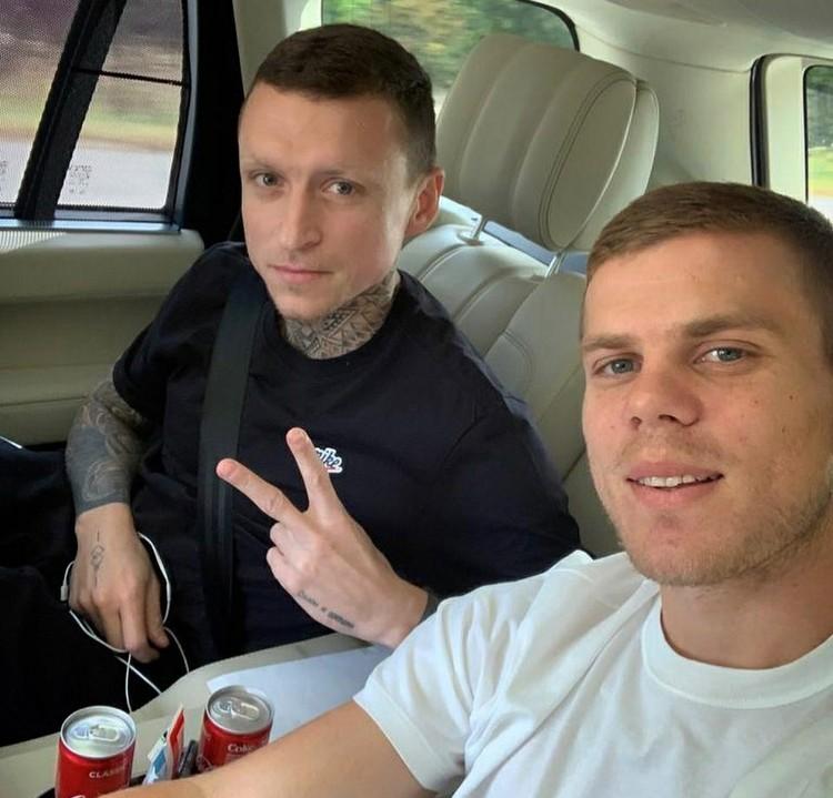 Оскандалившиеся футболисты Кокорин и Мамаев успели отсидеть в колонии за драку в кафе, и казалось, об этой ситуации уже все давно позабыли.