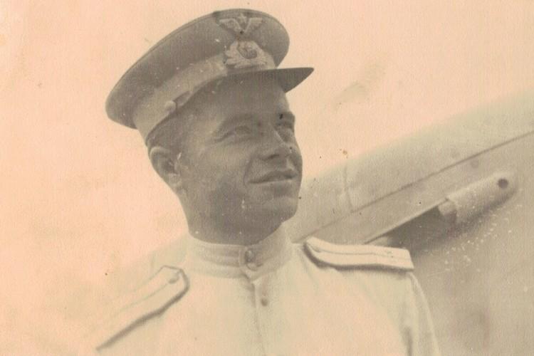 Василий Смирнов. Фото: Краеведческий музей Тярлево