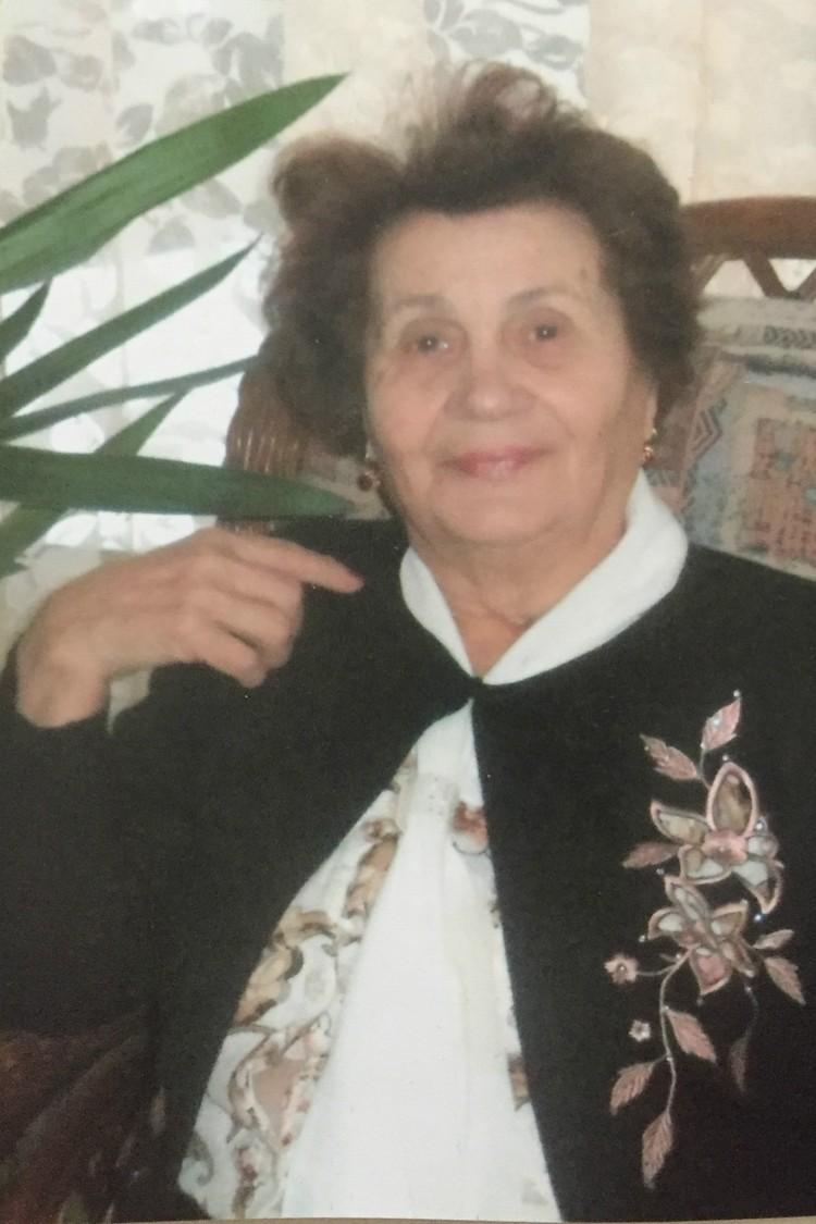 На днях Валентина Хитровая отметила свое 87-летие. Фото: Из семейного архива