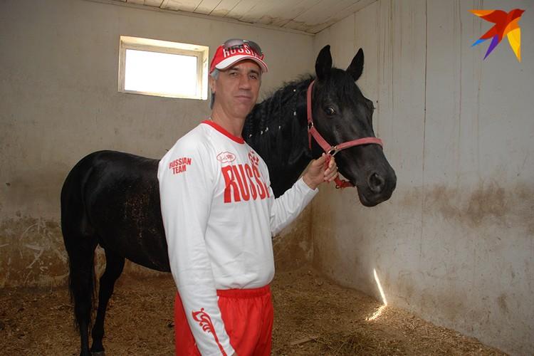 Анатолий Быков, 2010 год