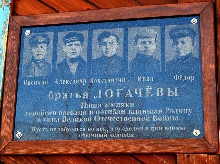 В 2015 году на доме, в котором жили братья в Старопышминске, появилась памятная табличка. Фото: предоставлено Ириной Темляковой