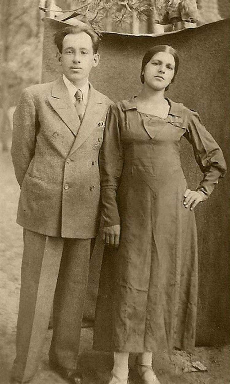 Наум Менделеевич женился в 1929 году и стал родоначальником большой музыкальной семьи.