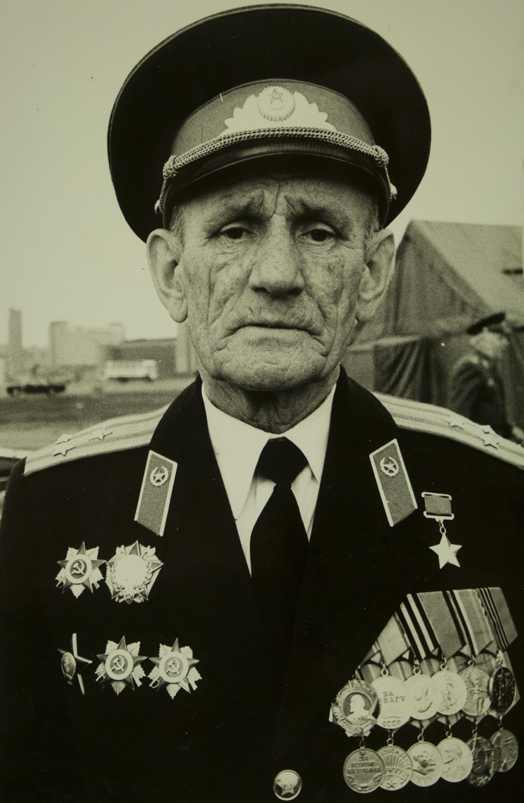 Степан Неустроев. Москва. 1985 год