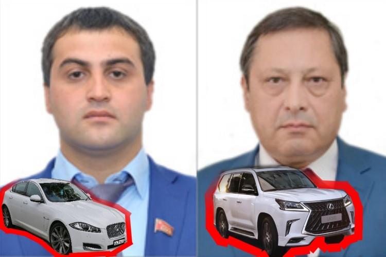 Марат Асланов и Мухтар Оздеаджиев