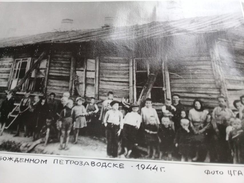 В таком бараке Ленина Павловна жила в концлагере Фото: предоставлено Лениной Макеевой