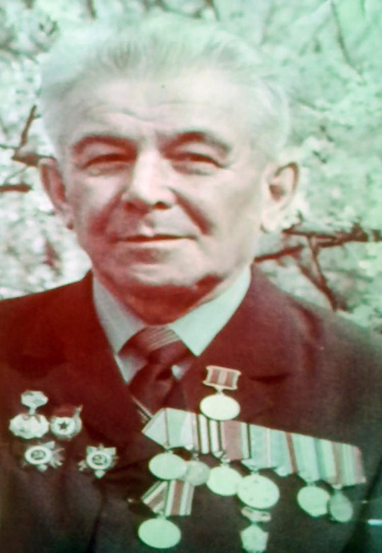 Ишанкул Усманович Нуманов.