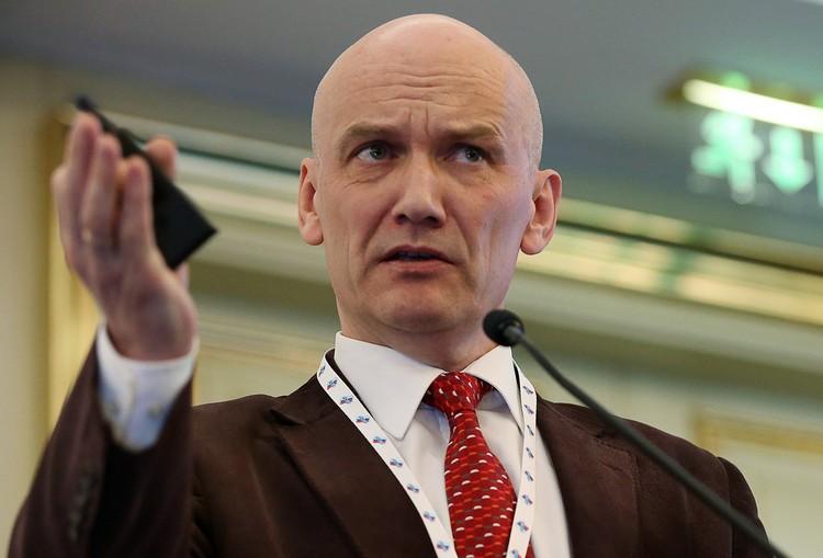 Игорь Николаев. Фото: Артем Коротаев/ТАСС