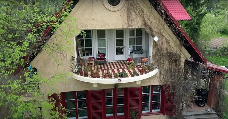 Тот самый дом на Рублевке