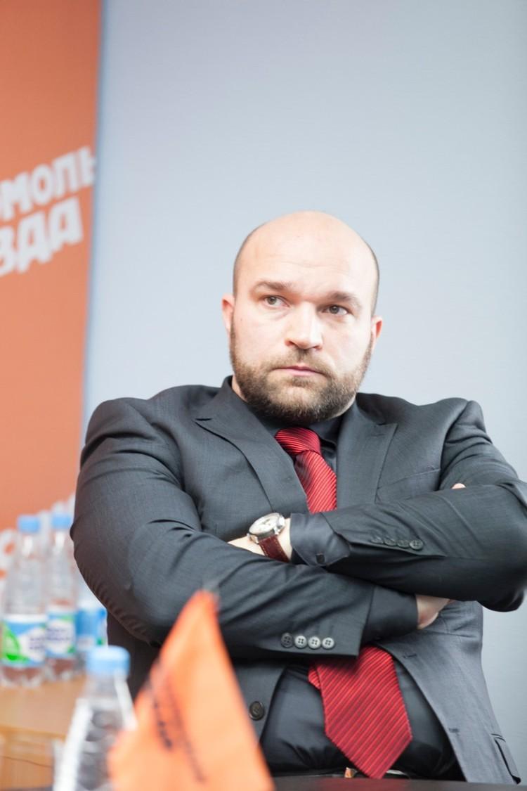 Игорь Петровский.