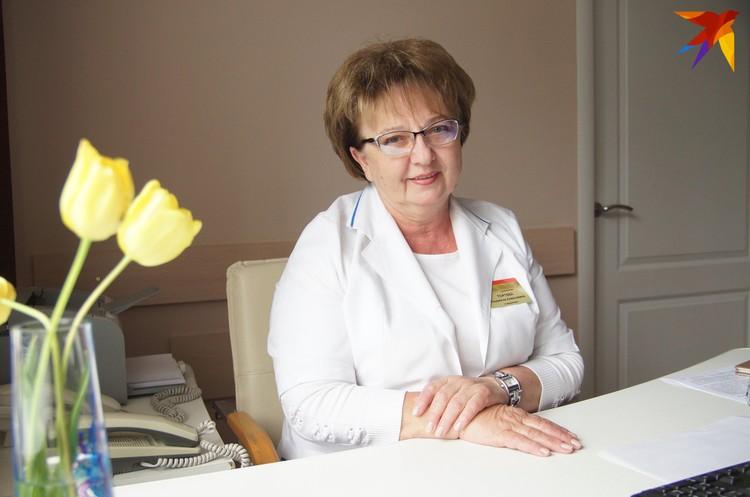 Людмила Тортева и весь персонал заботятся о взрослых пациентах, как о детях