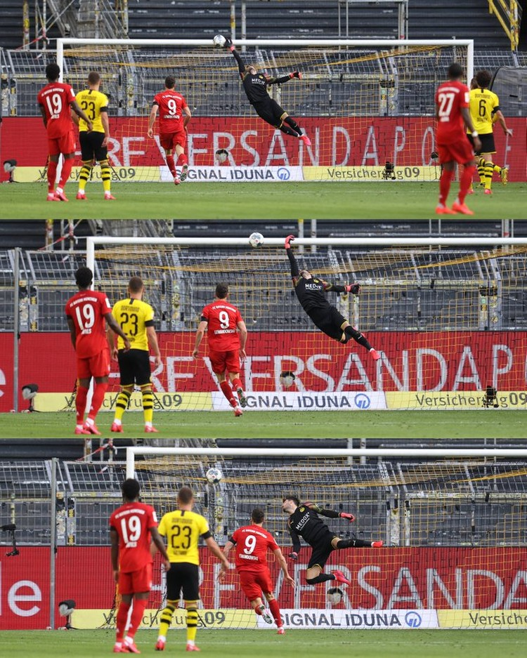 Победу мюнхенцам принес красивейший удар Йозуа Киммиха. Фото: twitter.com/fcbayern.