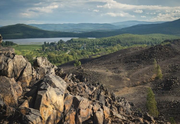 Карабаш — не только шлакоотвалы, но и потрясающая природа. Фото: Вадим Архипов