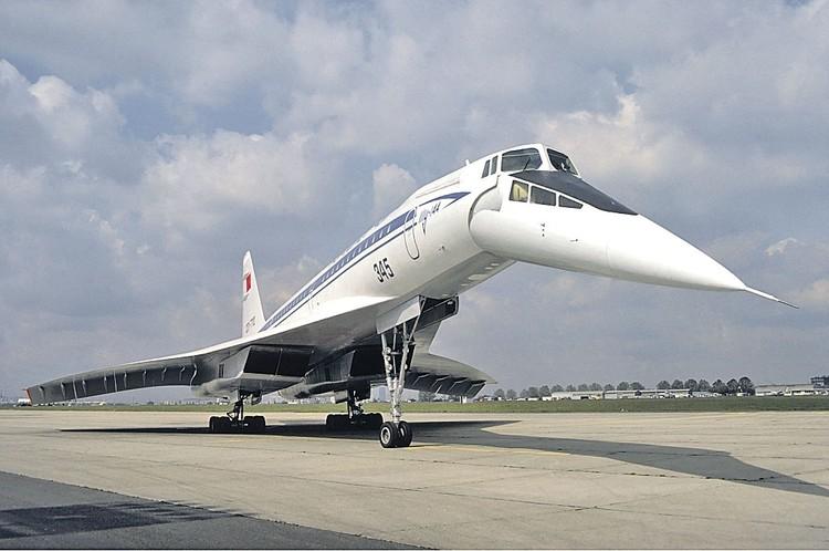 Актриса сыграла летчицу-испытательницу, которая участвует в запуске сверхзвукового самолета Ту-144. Фото: wikimedia.org