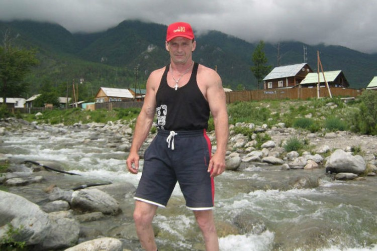 В свои 59 лет Сергей Позыненко был в отличной физической форме. Фото: соцсети.