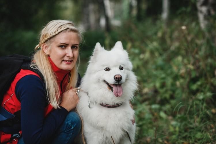 Некогда ходить с питомцем на прогулку? Сервис «Гульдог» поможет решить эту проблему. Фото: предоставлено компанией «Гульдог».