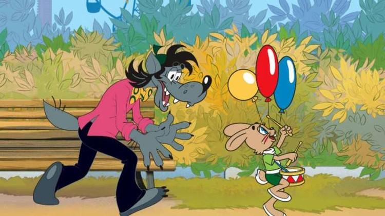 Так выглядят герои в классическом мультфильме.
