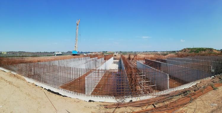 На производственной площадке ежегодно реализуется целый комплекс работ по модернизации действующего оборудования и строительству нового. Фото: ПАО «КуйбышевАзот»