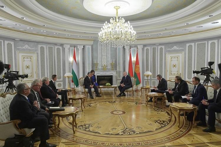 Лукашенко предупредил, что страны, которые считают себя наиважнейшими, хотят воспользоваться пандемией для переустройства мира. Фото: belta.by.