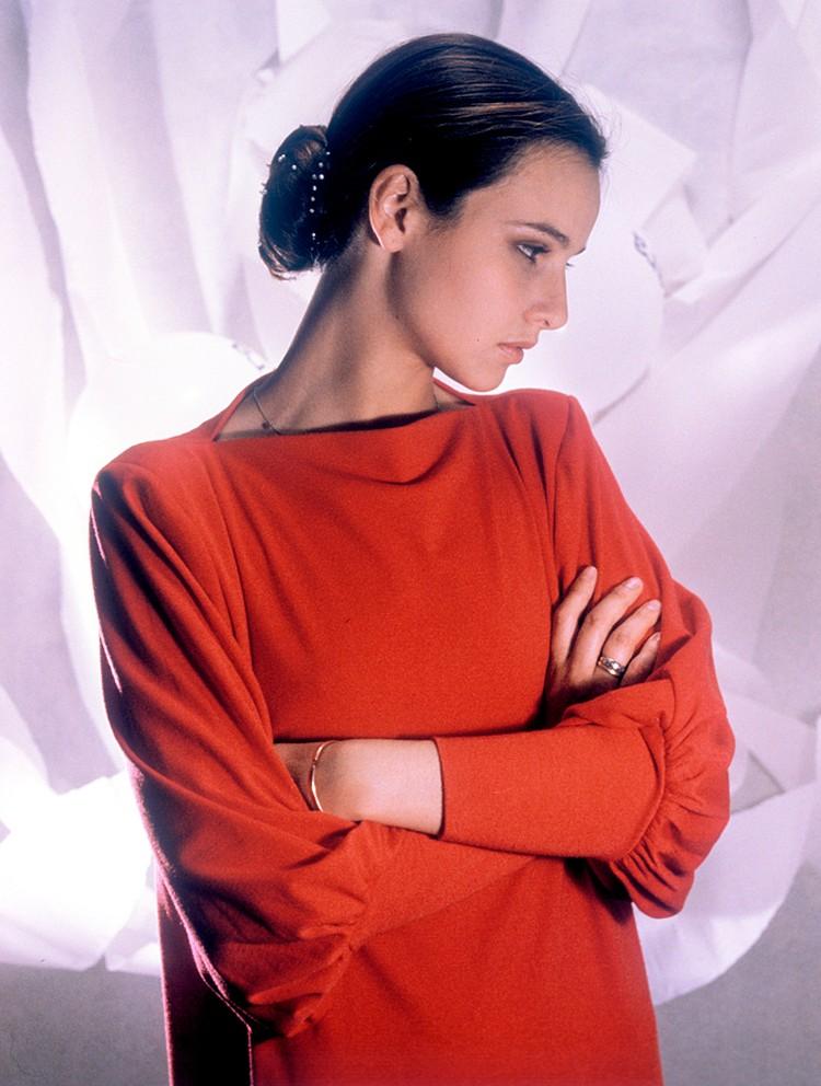 Татьяна Друбич - актриса, которая никогда ничего не изображала, не «играла», не «перевоплощалась», не прикидывалась
