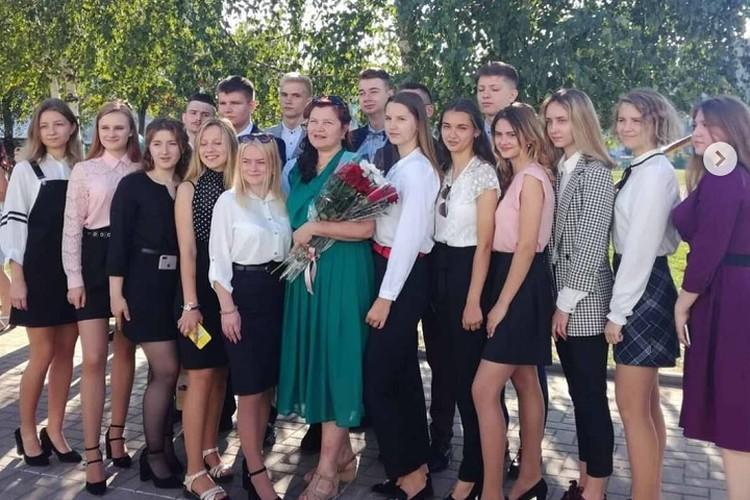 Ребята из Новогрудка поучаствовали в челлендже. Фото: соцсети.