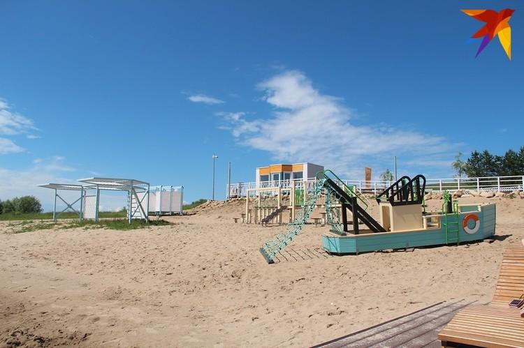 Место для детского отдыха