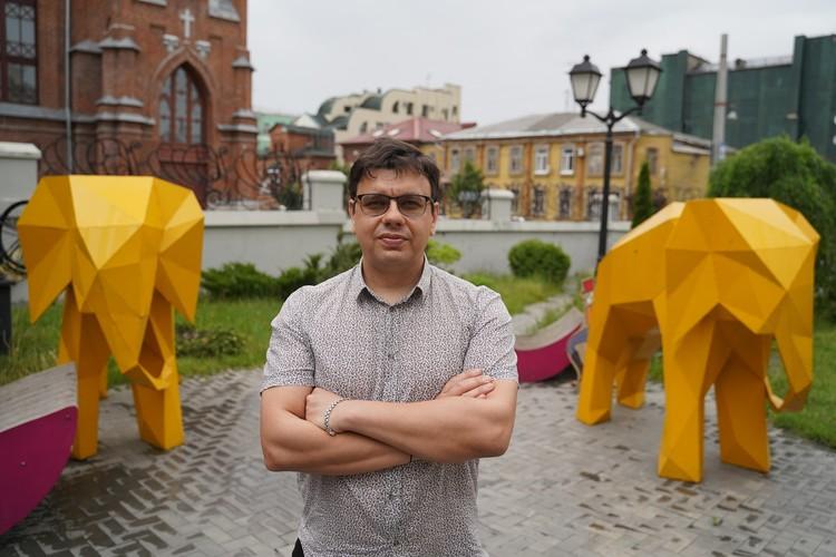 Дмитрий Храмов, архитектор