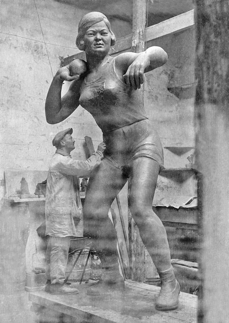 Фото из личного архива Елизаветы Малиновской.