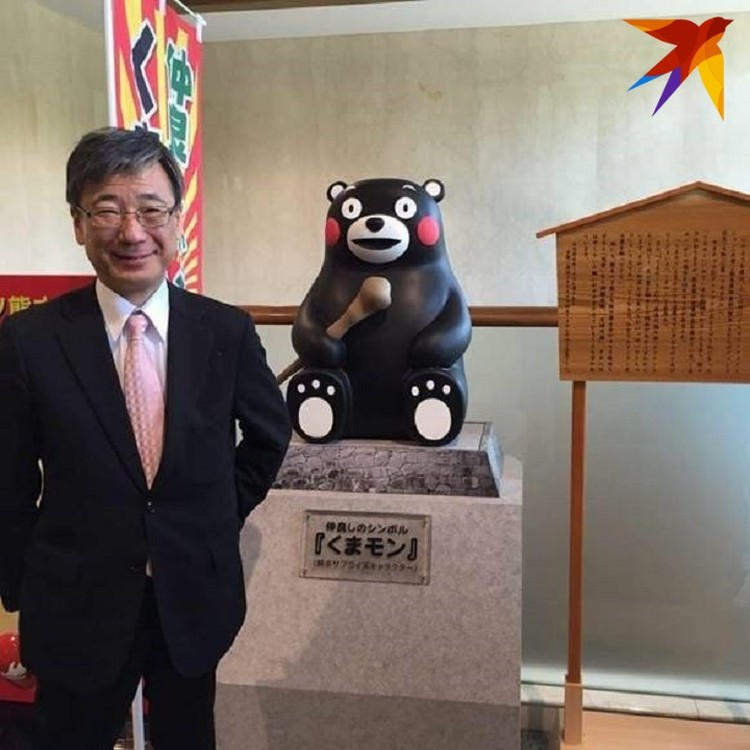 - По сравнению с японцами белорусы не любят перемен и слишком скромные, - считает посол Японии в Беларуси.