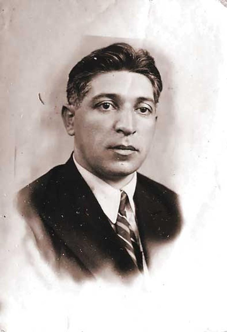 Иона Маркович Зеленый.