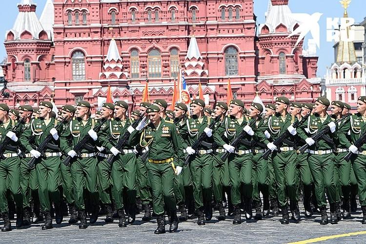 Парад в России – давно больше чем парад