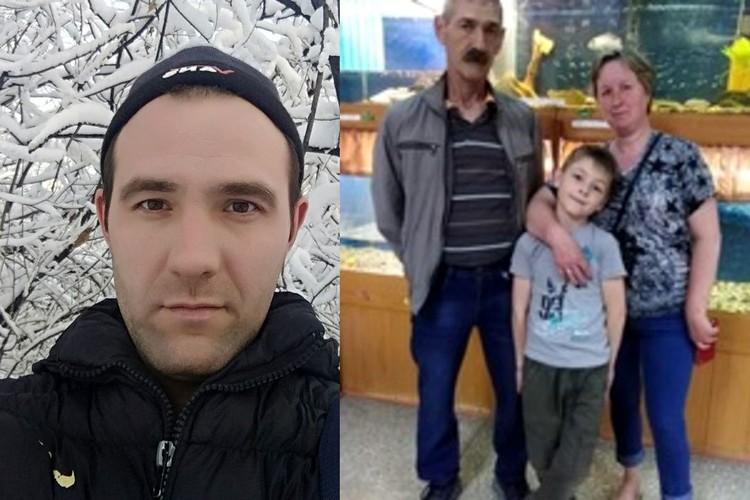 Семья спасенного мальчика поблагодарила мужчину в соцсетях. Фото: Предоставлено Виталием БЕЛКИНЫМ.