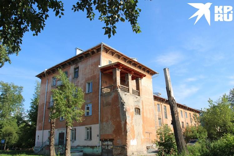 Необычную архитектуру сравнивают с итальянской.