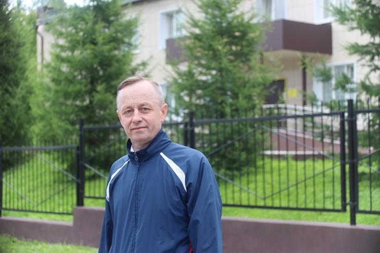 Валерий Сыропятов пришел в суд на приговор без вещей.