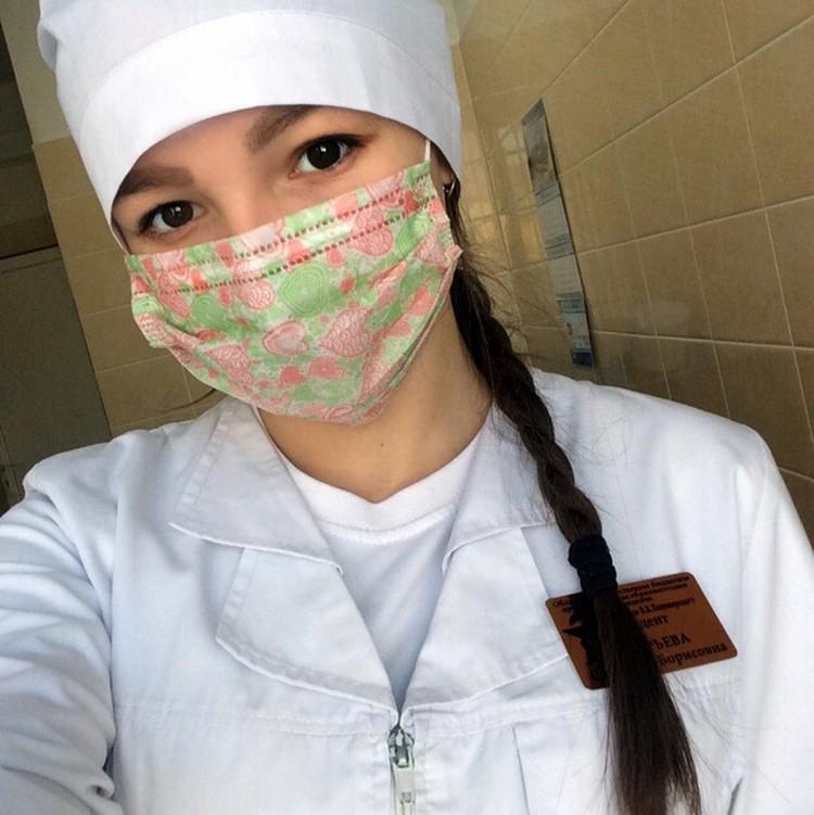 Света мечтала стать врачом