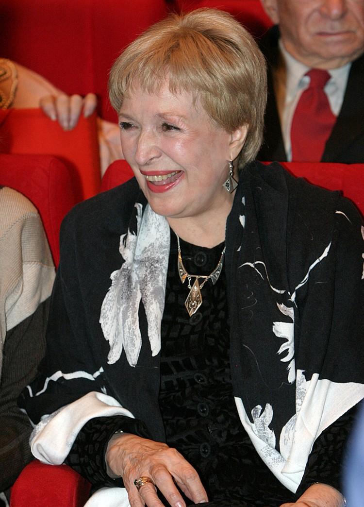 1 июля 95 лет со дня рождения народной артистки СССР