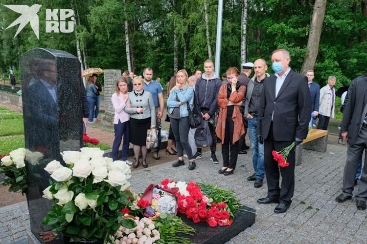 Мероприятие неофициально посетил губернатор Беглов