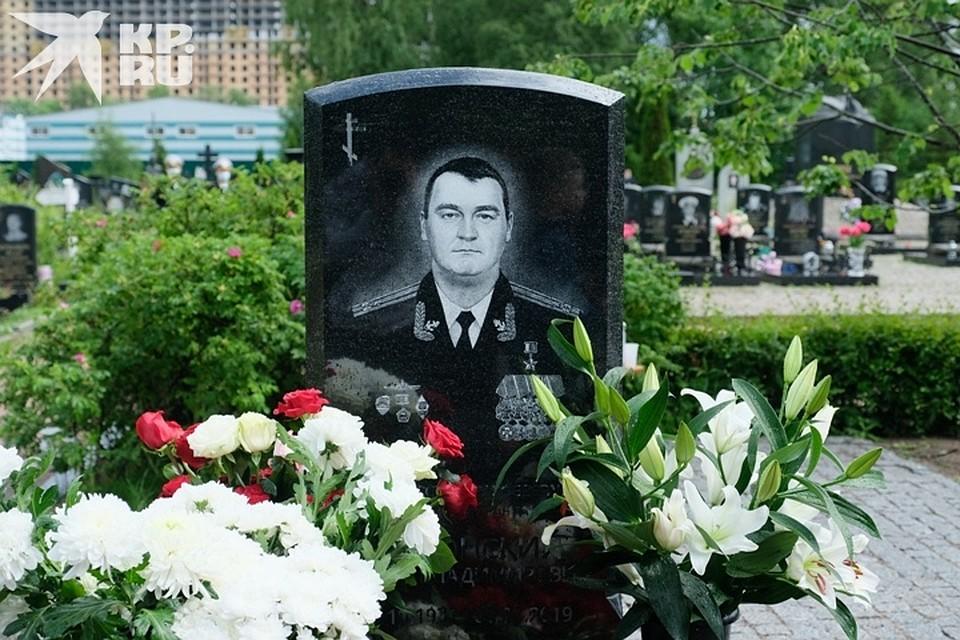 Денис Долонский обещал жене, что все будет хорошо Фото: Артем КИЛЬКИН