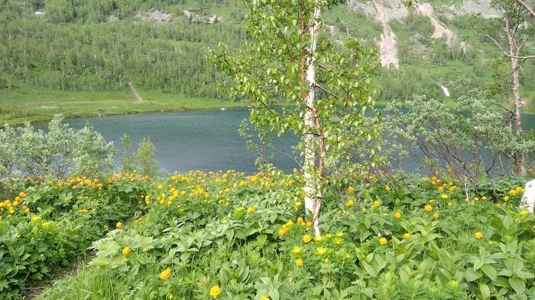 Четыре самых популярных места в Хакасии: Ивановские озера находятся в предгорьях Кузнецкого Алатау