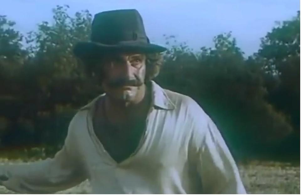 Помимо «Цыгана» Олег Хабалов снялся в известных фильмах «Визит к минотавру», «Табор уходит в небо». Фото: кадр из фильма