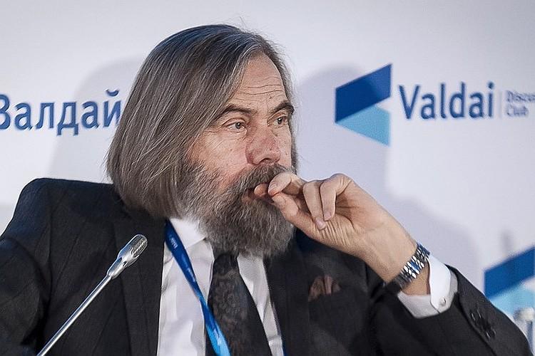 Политолог Михаил Погребинский. Фото: Анатолий Струнин/ТАСС