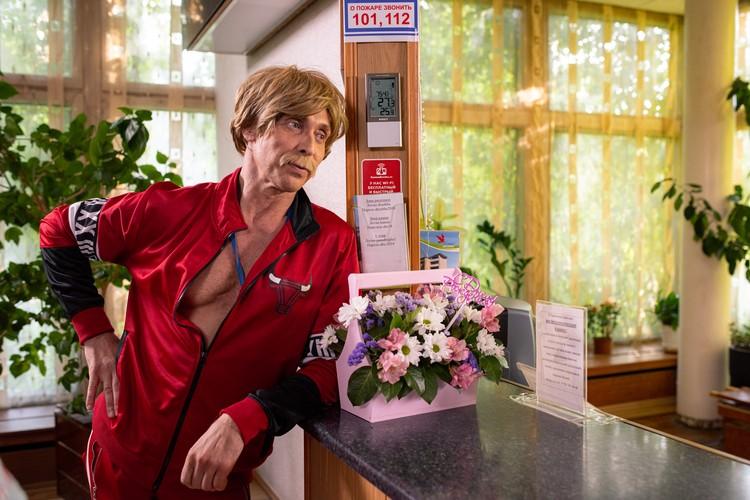 Неузнаваемый Тарзан. Фото: Личный архив Марины Федункив