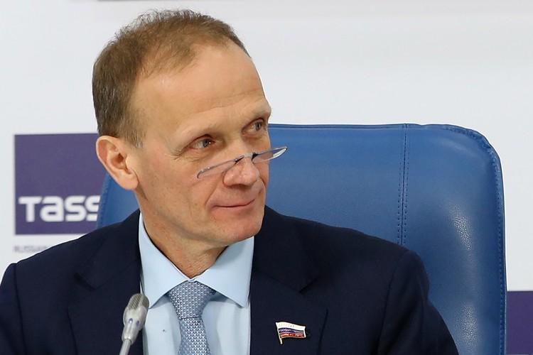 Владимир Драчев. Фото: Михаил Терещенко/ТАСС