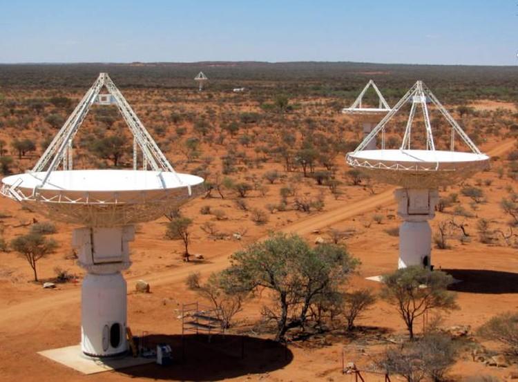 Австралийский телескоп, выявивший орков Вселенной.