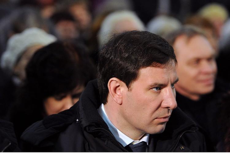 Михаил Юревич. Фото: Александра Мудрац/ТАСС