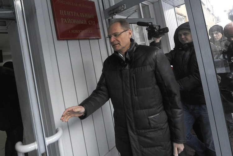 Василий Юрченко. Фото: Евгений Курсков/ТАСС