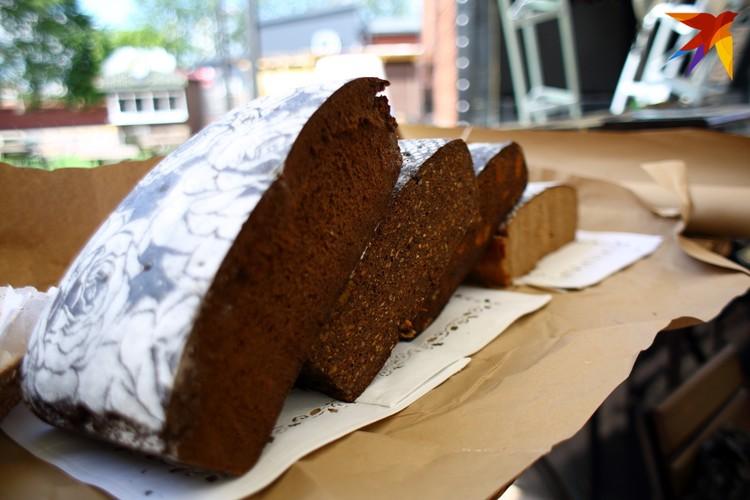 Заварные хлеба на закваске