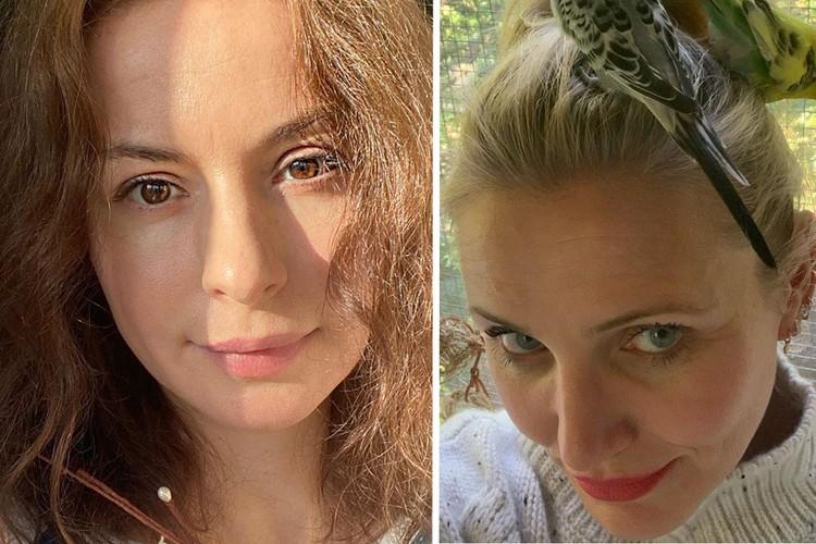 Ирина Лачина и Кэмерон Диас – 47 лет
