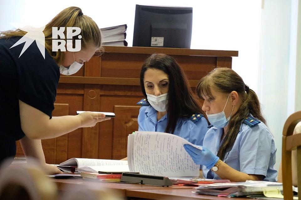 В суде зачитали переписку жертвы со студентом Фото: Артем КИЛЬКИН